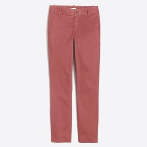 J.Crew Stretch, Frankie Chino Pants